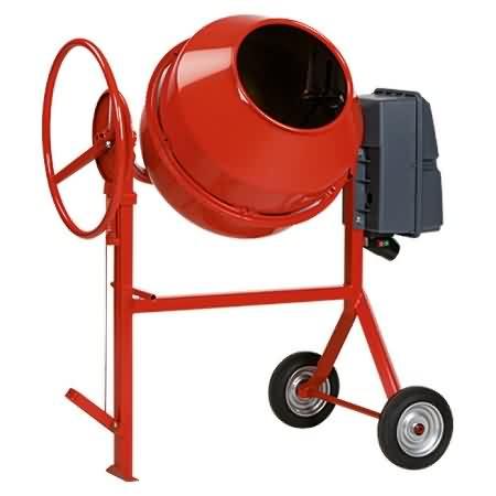 Betoniyer 140 litre