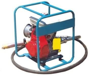 Benzin Motorlu Vibratör