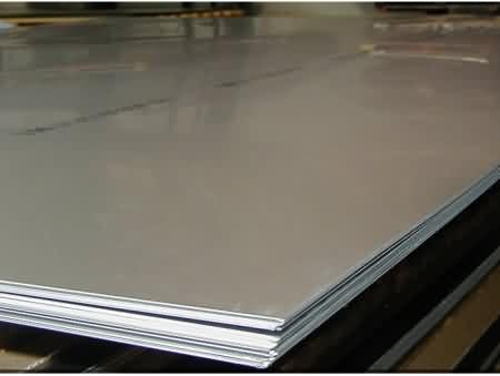 316L Paslanmaz Çelik Sac (Mat)