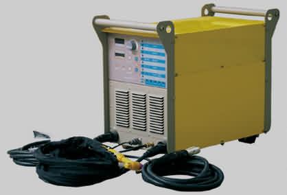 AC-DC TİG Kaynak Makinası (250 A)