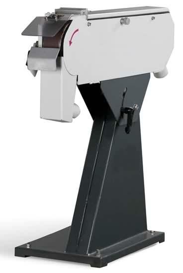 Ayaklı Bant Zımpara Makinası (75 mm)