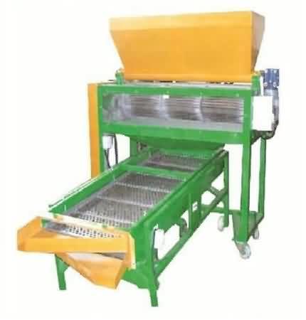 Badem Kırma Makinası