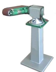 Bant Zımpara Makinası