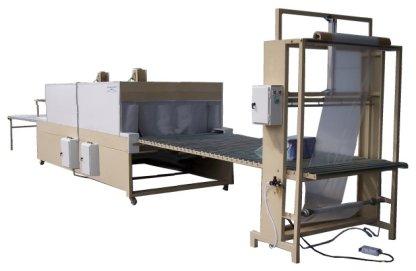 Baza Tipi Şrink Ambalaj Makinası