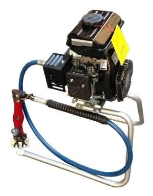 Benzin Motorlu Şaftlı Koyun Kırkma Makinası