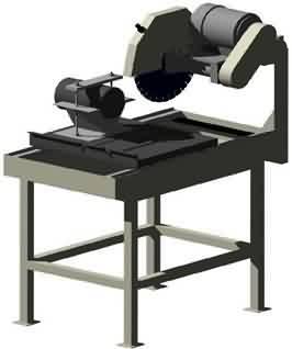 Beton Kesme Makinası (350 mm)
