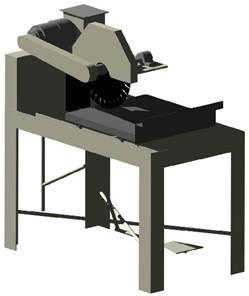 Beton Kesme Makinası (450 mm)