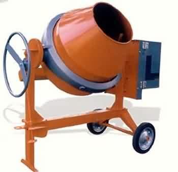 Betoniyer (350 litre)