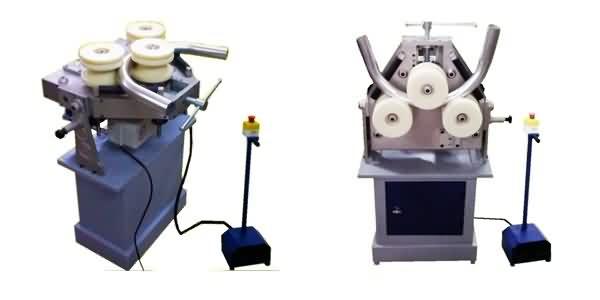 Boru Çember Bükme Makinesi