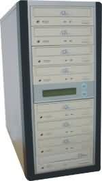 CD ve DVD Çoğaltma Makinası