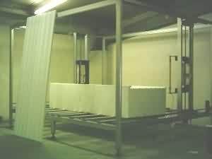 CNC Strafor Kesim Makinası