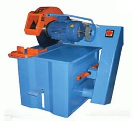 Dairesel Metal Testere Makinası