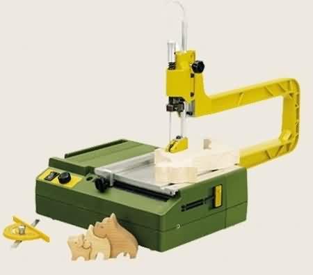 Masaüstü Dekupaj Testere Makinası