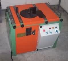 Demir Çubuk Bükme Makinası (32 - 50 mm)