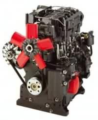 Dizel Motor (22 - 30 kW)