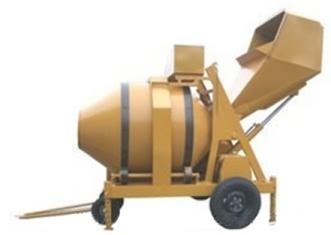 Dizel Motorlu Betoniyer (1.050 litre)