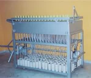 Düz Kilise Mumu Üretim Makinası
