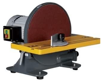 Düz Yuvarlak Zımpara Makinası