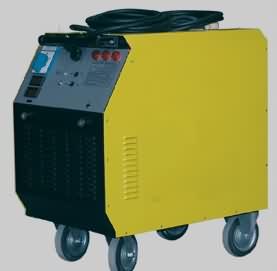 Elektronik Kumandalı Kaynak Redresörü (650 A)