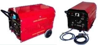 Elektrot Kaynak Makinası (400 Amper)