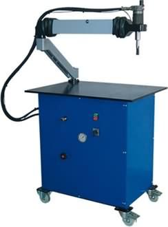 Dikey Hidrolik Kılavuz Çekme Makinası