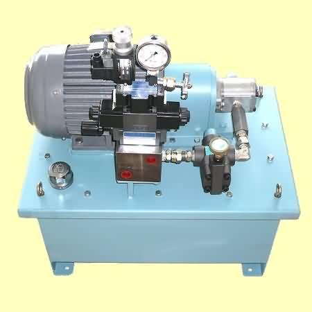 Hidrolik Güç Ünitesi (200 bar)