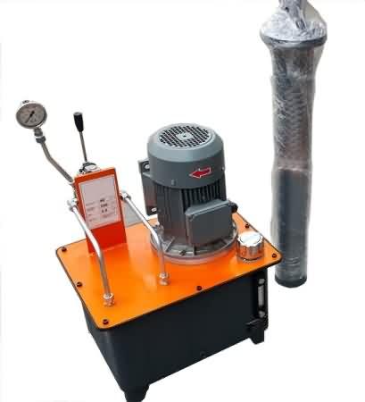 Hidrolik Silindir + Motorlu Hidrolik Ünite