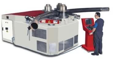 Hidrolik Profil Bükme Makinası (360 lık)