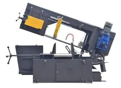 Hidrolik Şeritli Testere Tezgahı (440 mm)