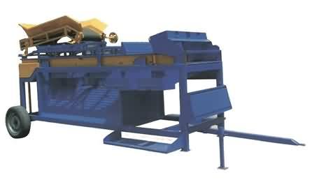 Hidrolik Soğan Kesme ve Ayırma Makinası
