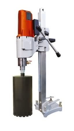 Karot Makinası (200 mm)