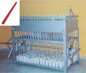 Konik Şamdanlık Mum Üretim Makinası
