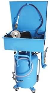 Manuel Metal Parça Yıkama Makinası