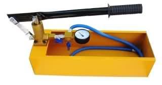 Manuel Su Tesisat Test Pompası (10 - 1.000 bar)