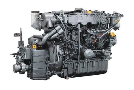 Marin Dizel Motoru (35 Bg)