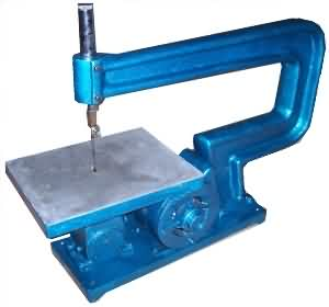Masa Tipi Kıl Testere Makinası