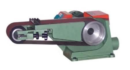 Masaüstü Bant Zımpara Makinası (100 mm)