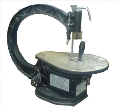 Masaüstü Kıl Testere Makinası (50 mm)