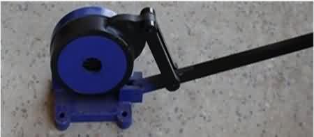 Mekanik Hortum Sıkma El Presi (5 mm)