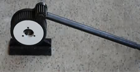Mekanik Hortum Sıkma El Presi (37 mm)