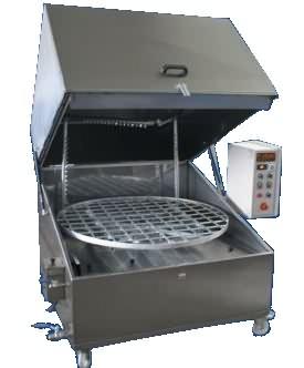 Metal Parça Yıkama Makinası (300 kg)
