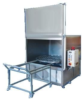 Metal Parça Yıkama Makinası (650 kg)