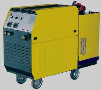 MİG - MAG Kaynak Makinası (400 A sulu)