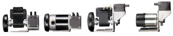 Mini Diyaframlı Vakum Pompası