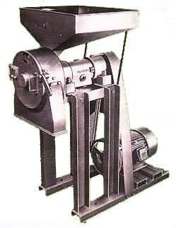 Mini Pulverizatör (Ufalayıcı Değirmen)
