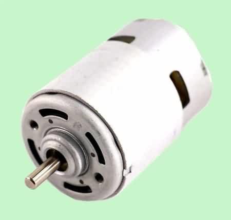 Minyatür Doğru Akım Motor