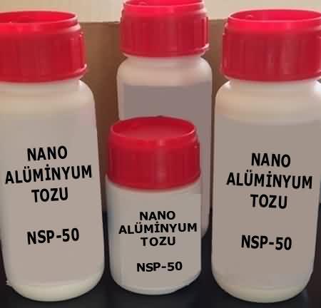 Nano Alüminyum Tozu (50 nm)