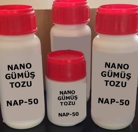 Nano Gümüş Tozu (20 nm)