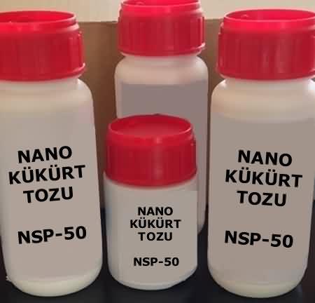 Nano Kükürt Tozu (50 nm)