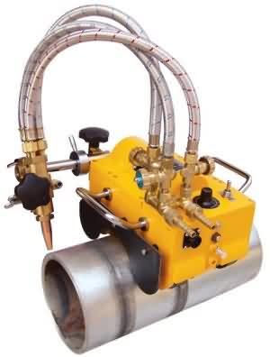 Oksijenli Boru Kesme Makinası (500 mm)